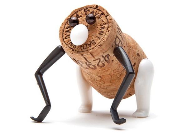 Конструктор Corkers для создания зверей и забавных существ из винных пробок