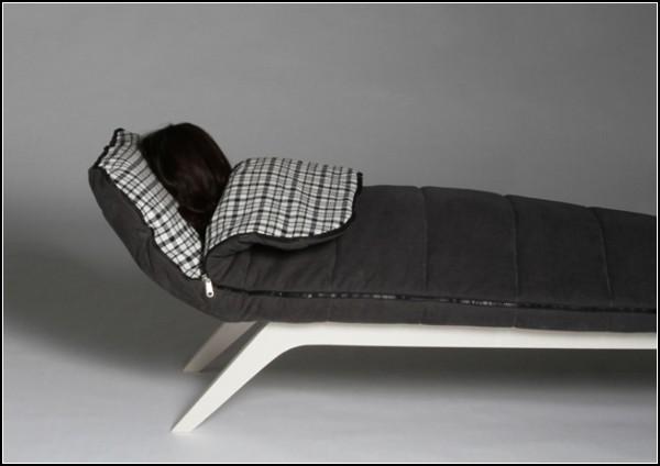 Couch Sleeper, проект дизайнера Анны Лоренц (Anne Lorenz)