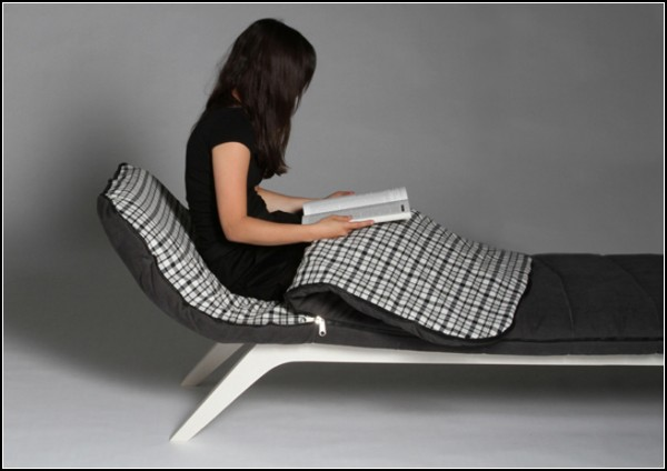 Couch Sleepe, кушетка для ленивых