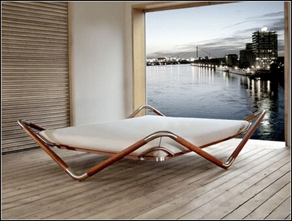 Suspended Bed