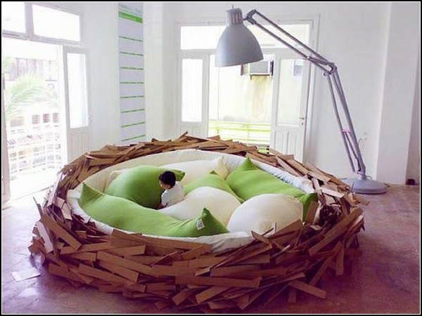 Nest Bed