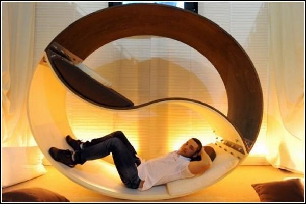 Yin Yang Bed