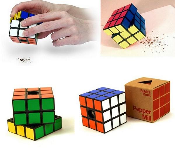 Мельница для перца Rubik's Pepper Mill