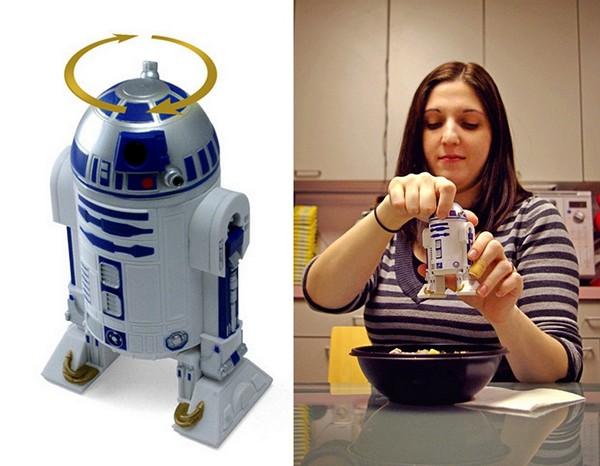 Мельница для перца Star Wars R2-D2 Pepper Mill