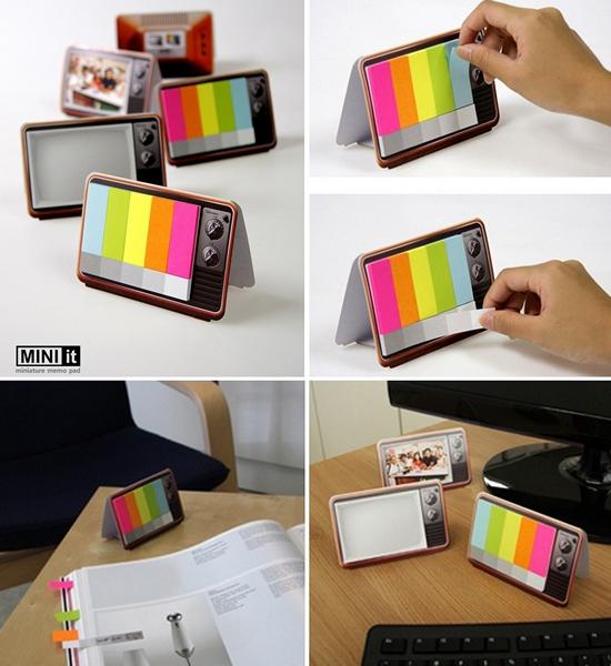Цветной экран из стикеров