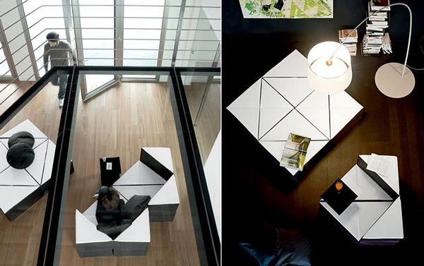 Cubel Mini: диван-конструктор из мягких кубиков