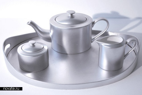 Скретч-сервиз Cuppa Luck tea set