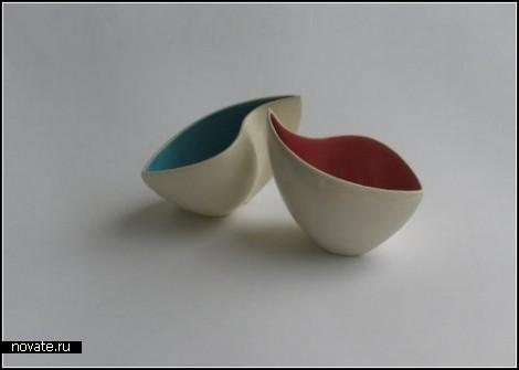 Кружки Curvaceous Cups для настоящих романтиков