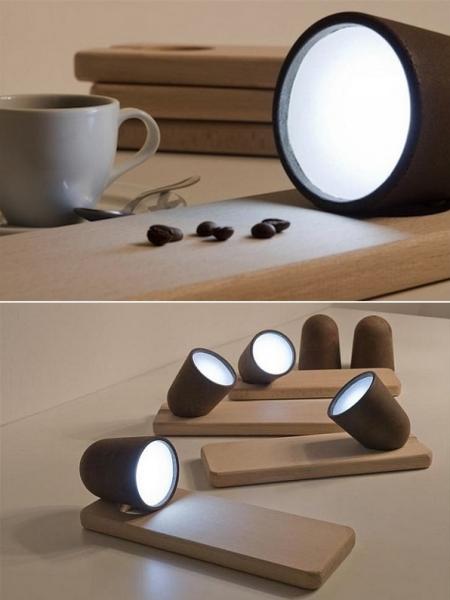 Кофейная коллекция Decafe. Предметы из кофейной гущи