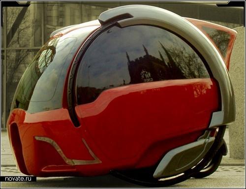 Общественный транспорт будущего для Лондонских улиц