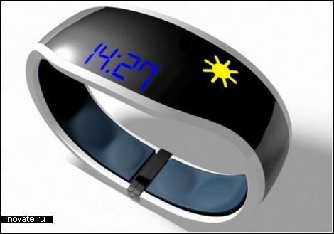 Dawn watch. Часы для эгоцентристов