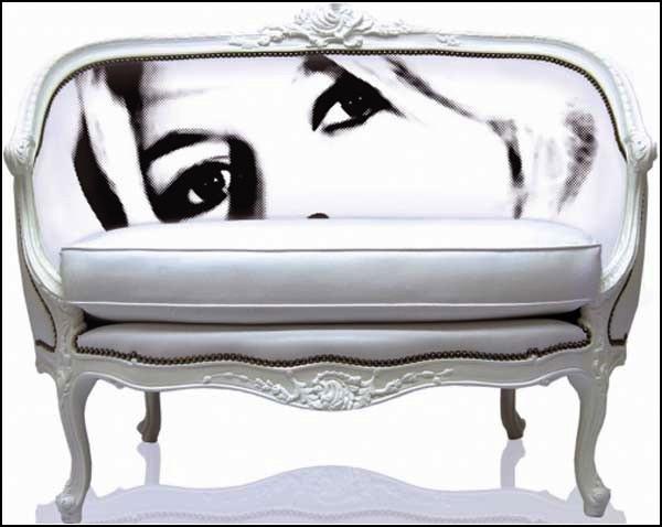 Decorative Sofas с цифровыми фотопринтами