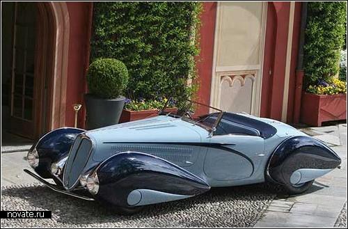 Delahaye 135 M, 1937 год выпуска