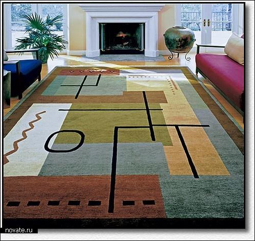 Обзор дизайнерских ковриков. Часть 2