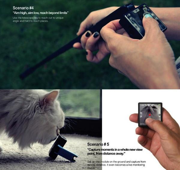 Digimo Camera, полезный гаджет для съемки уникальных моментов