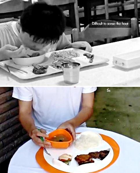 See With Fingertips позволит легко распознать температуру первого блюда