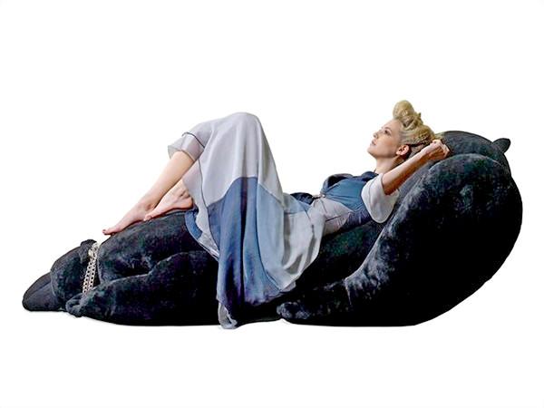 Dubhe: большая медведица в виде шезлонга для детей