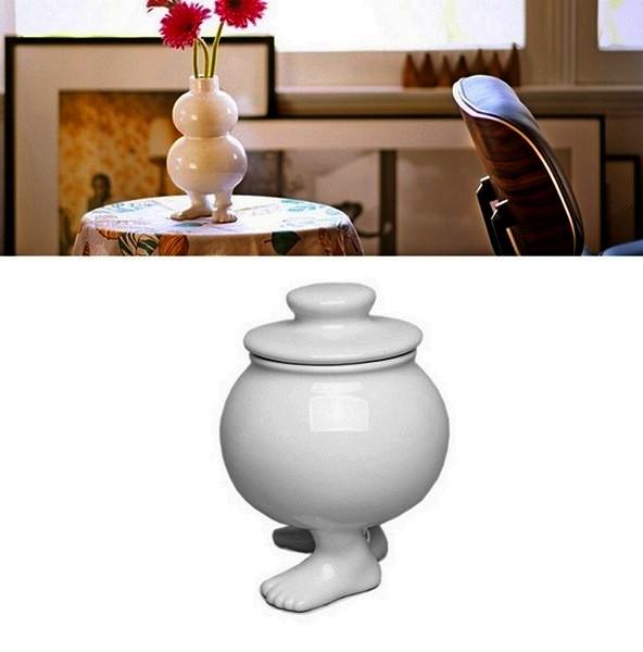 Коллекция дизайнерской посуды The Efeet Collection