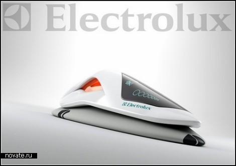 Портативная микроволновка Electrolux Snail