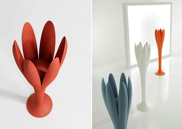 Цветочная вешалка Eos от Марио Maццера (Mario Mazzer)