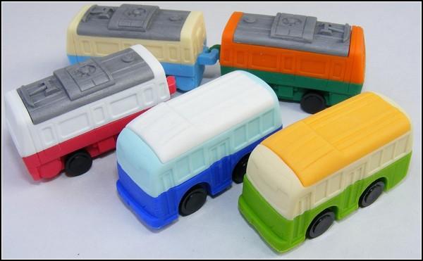 Ластики-автобусы