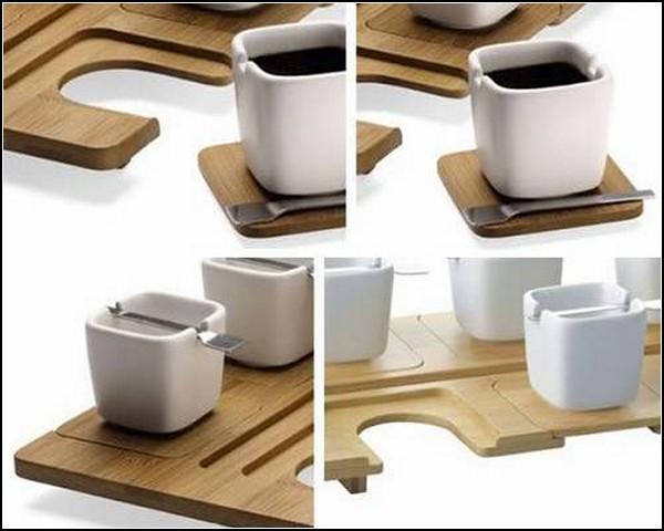 Необычные кофейные чашки от Fellina Sok-Cham