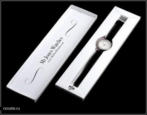 Часы-однодневки Everyday Special от Mr Jones Watches