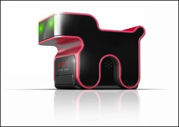 Мышка-сканер Celluon EvoMouse