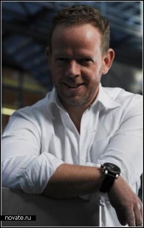 Romain Jerome, автор и создатель часов Eyjafjallajokull DNA