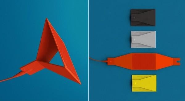 Самый тонкий динамик FYLM от Designaffairs Studio