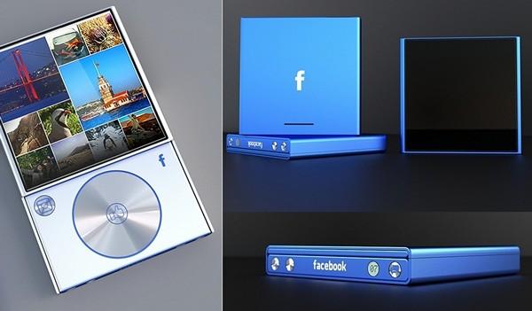 Концепт Facebook II от Tolga Tuncer для поклонников интернет-общения в соцсети