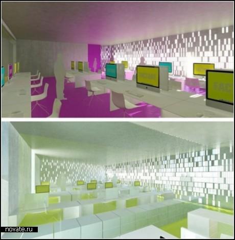 Проект Factory, разработанный для молодежи Лонгбриджа (UK)
