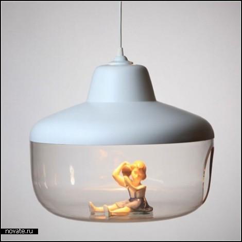 Favourite Things. Домашние лампы-планеты