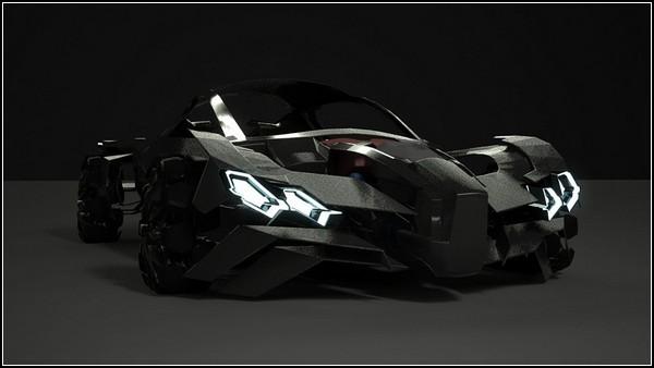 концепт авто в будущем