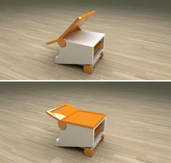 Мебель для детей и взрослых, многофункциональный стул Flippo chair