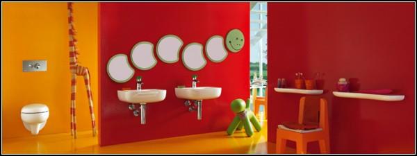 Ванные комнаты Florakids для детей-цветочков