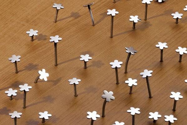 Flower Nails, гвозди-цветы от Masaharu Ono