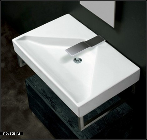 Концептуальные смесители Fluid Faucet Series от Jordan Tomnuk