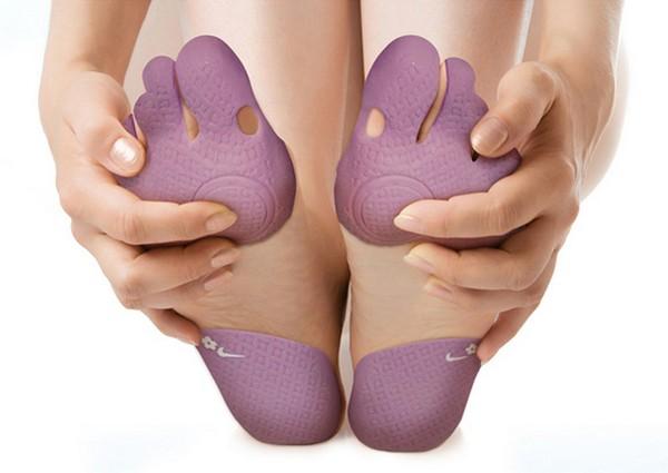 Footstickers, разработанные для танцев