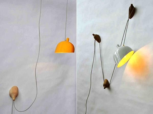Francis Lamps, серия светильников от компании  DMOCH