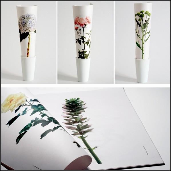 Коллекция из 32 букетозаменителей от арт-студии Itunube studio