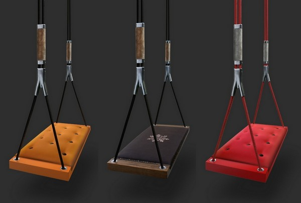 Подвесные сидения Swing. Домашние качели для детей и взрослых