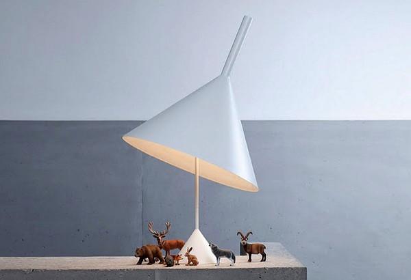 Современные лампы Funnel Lamps в виде воронки