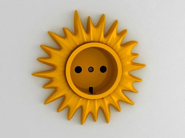 Funny sockets, дизайнерские розетки от Темболата Гугкаева