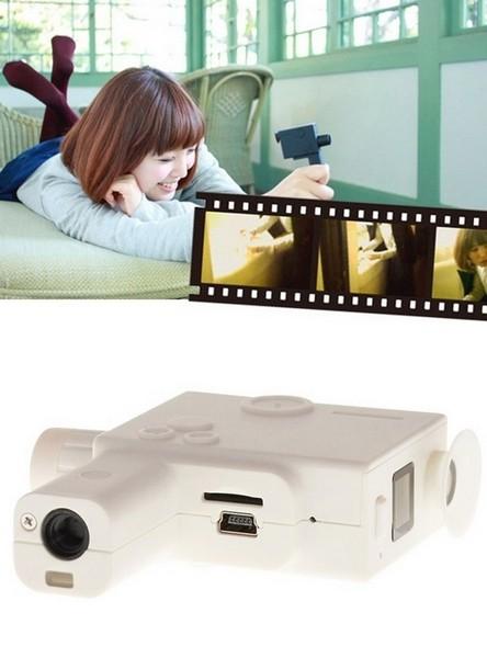 Миниатюрный фотоаппарат Fuuvi Bee для ретро-снимков и видео