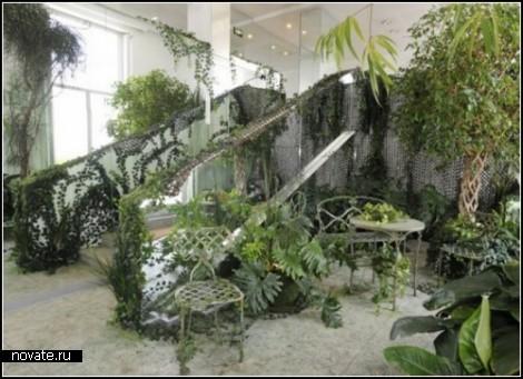 Интерьер квартиры Жана-Поля Готье (Jean-Paul Gaultier)