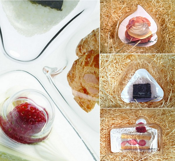 Стеклянные крышки для сладостей. Yum Yum Covers от дизайн-студии Switch