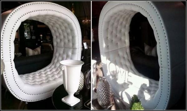 Гламурная скамья Globe Bench
