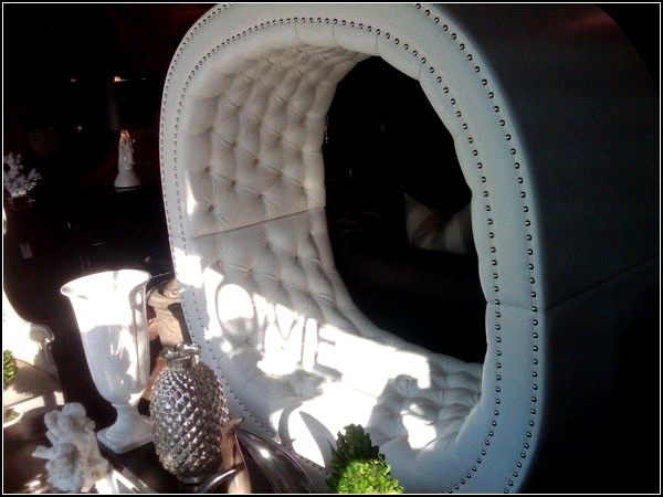 Globe Bench. Мебель для стильных и состоятельных