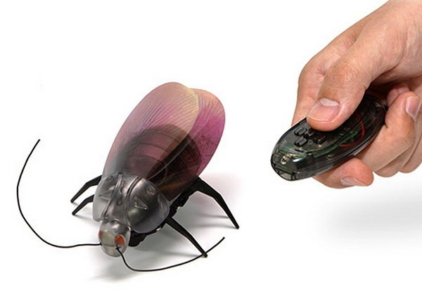 Роботы-тараканы Gokiraji от Trust Technology Japan